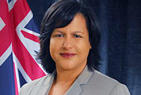Chief Immigration Officer Linda Evans